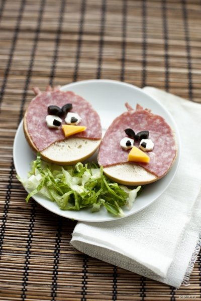 Rovio выпустят мультсериал по мотивам Angry Birds