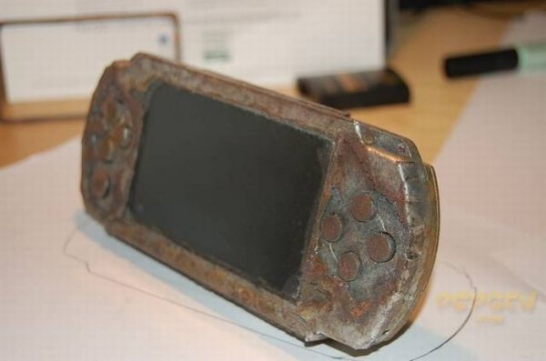 PSP в стиле стимпанк