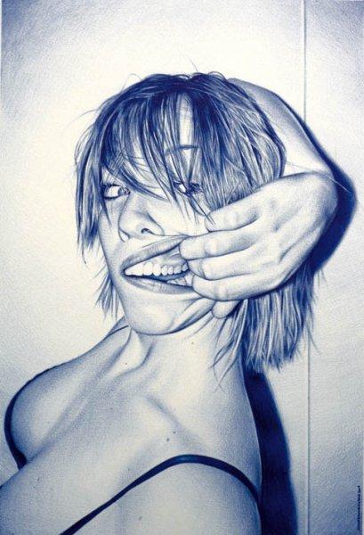 Шариковые картины от Хуана Франсиско Касаса