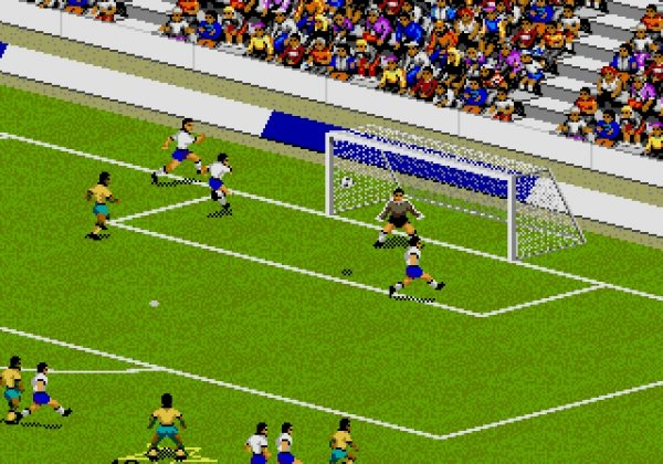 FIFA 2012 - нежные поцелуи и другие баги