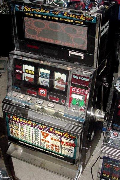 История появления и развития игровых автоматов