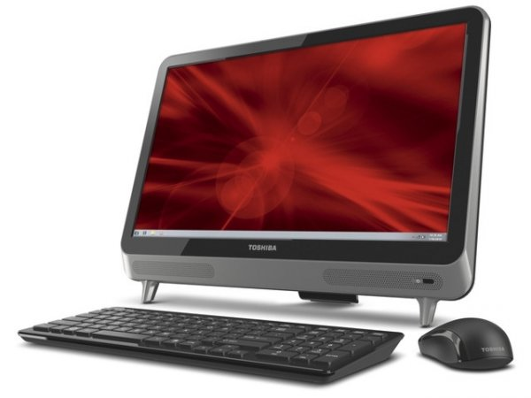 """Toshiba LX815 / LX835 – 21 и 23-дюймовые ПК класса """"всё-в-одном"""""""