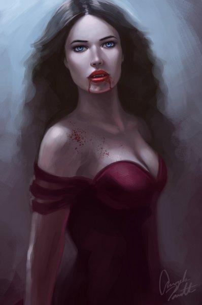 Иллюстратор Angela Taratuta