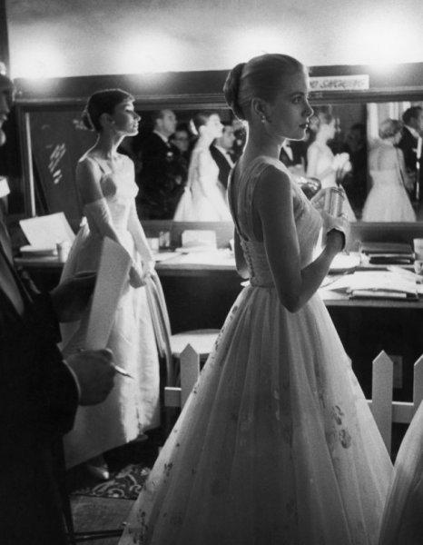 Раритетные фото с церемонии вручения Оскара