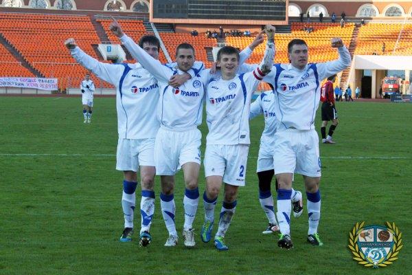 Чемпионат Беларуси по футболу. 5-й тур