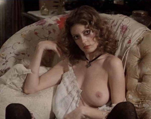 Сьюзен Сарандон 35 лет назад и сейчас