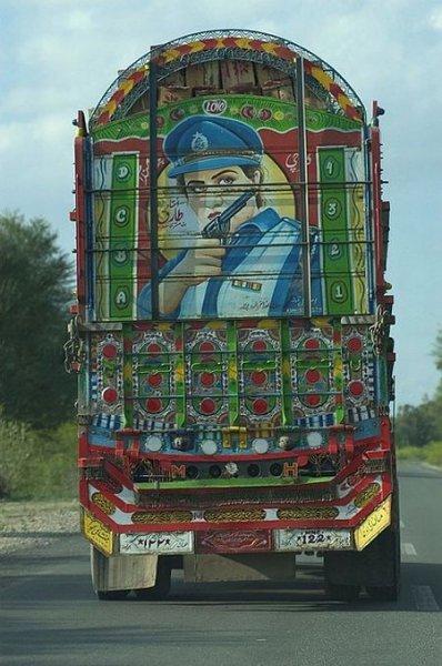 Тюнинг по-пакистански!