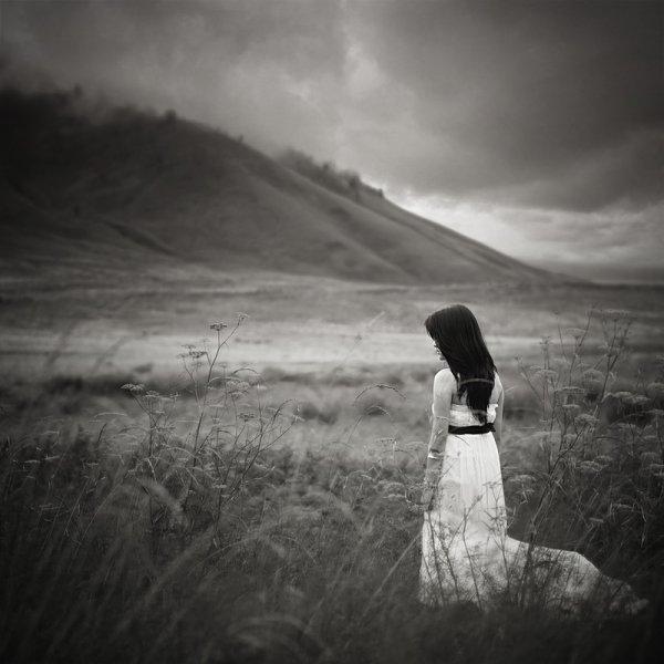 В одиночестве... Achmad Kurniawan