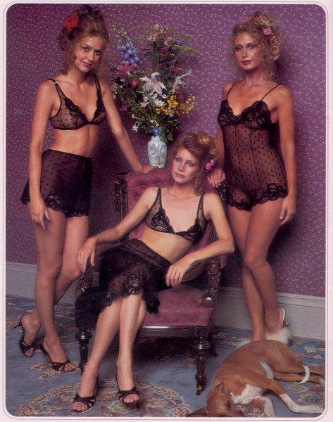 Каталог: Victoria's Secret, 1979 год