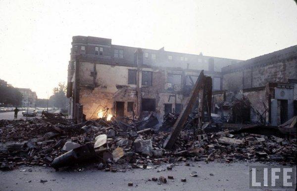 Американский бунт. Детройт, 1967 год