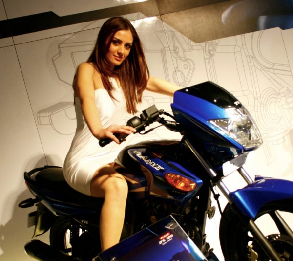 Девушки и мотоциклы