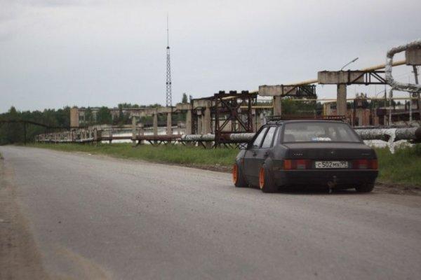 Тюнинг ВАЗ-21099