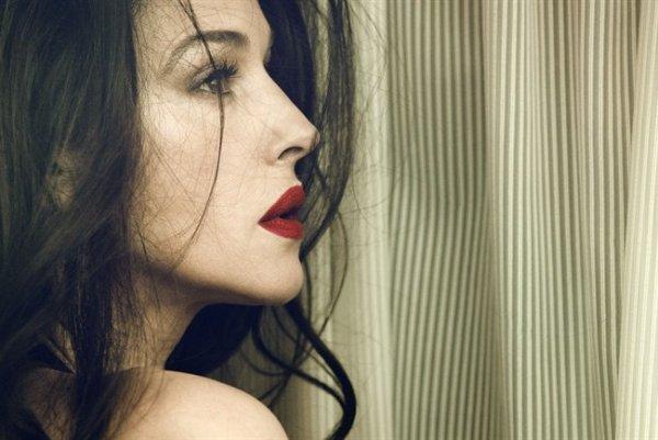 Моника Беллуччи для Vanity Fair