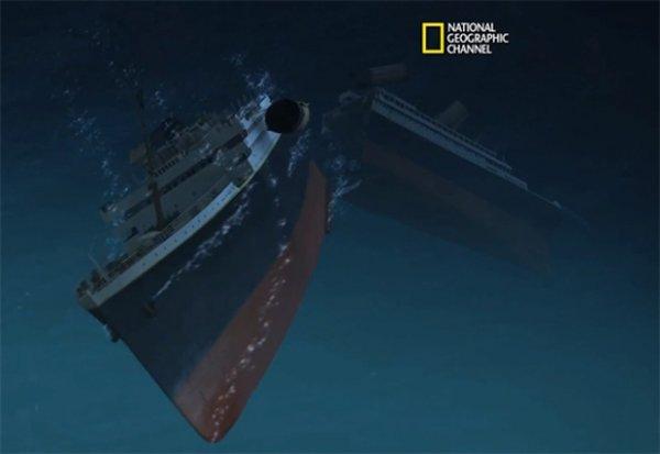 """Как на самом деле утонул """"Титаник""""?"""