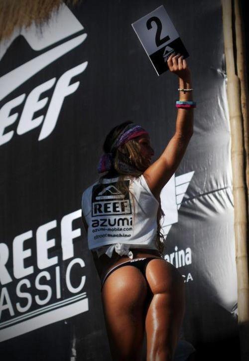 Конкурс бикини Miss Reef 2012