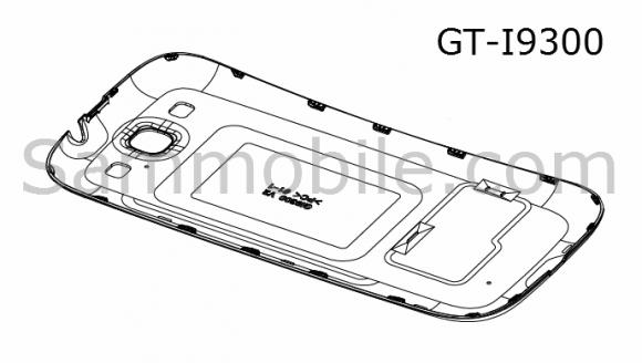 Официальные тех.данные и пресс-фото Samsung Galaxy S III