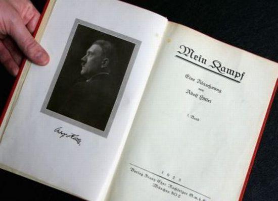 Самые дорогие вещи принадлежавшие Гитлеру