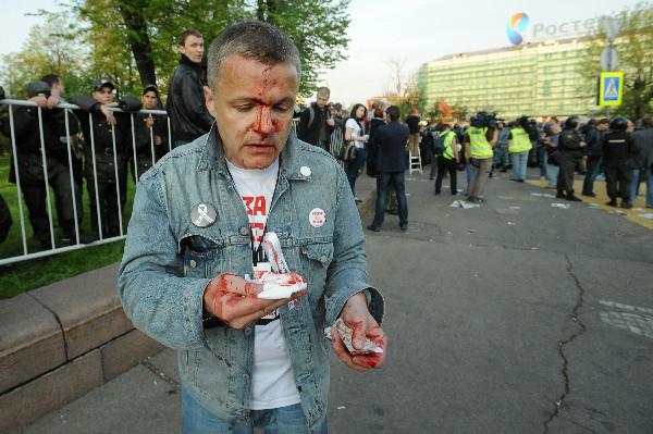 """""""Марш миллионов"""" обернулся массовой бойней на Болотной"""