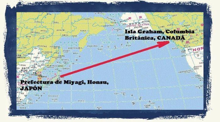Харлей принесло из Японии в Канаду