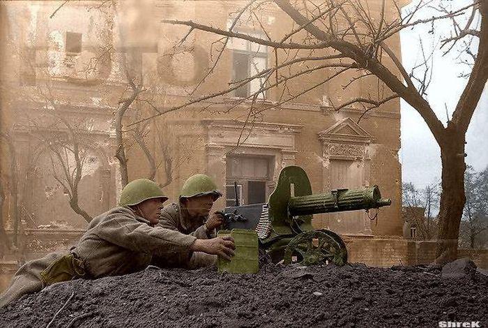 Великая Отечественная глазами военных фотокорреспондентов