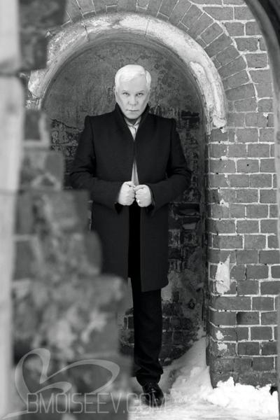 Пастор Борис