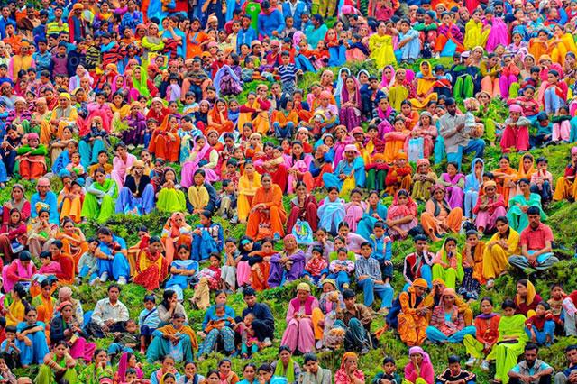 20 потрясающих фотографий