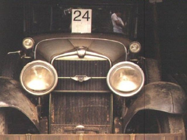 Сокровища гаража Александра Миллера