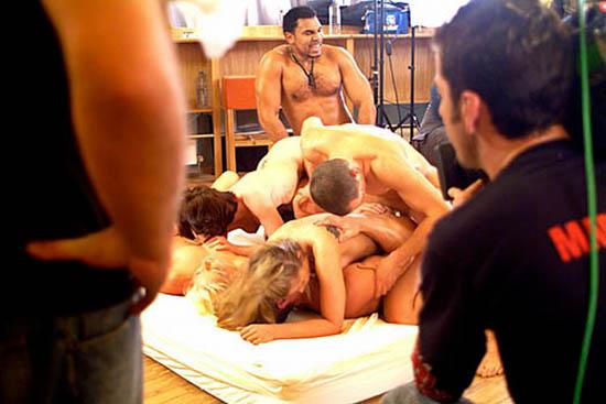 Как делают порно фильмы