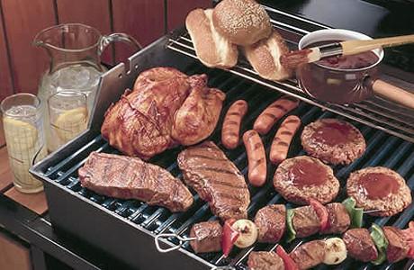 Основы приготовления мяса на открытом огне