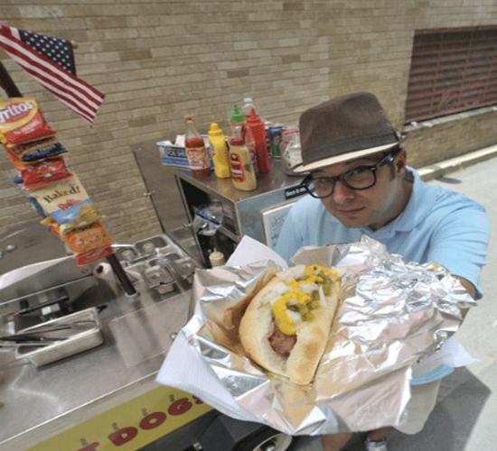 Самый дорогой в мире хот-дог?