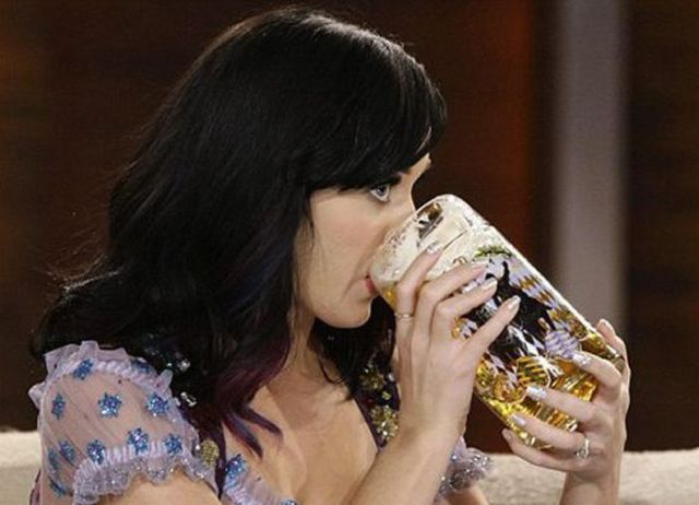Знаменитости и пиво