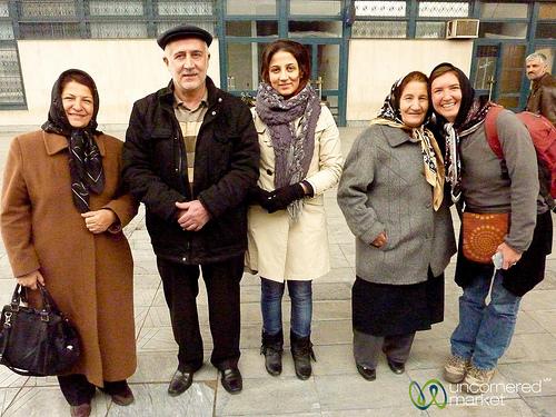 Иран и иранцы, какими их не покажут в западных СМИ
