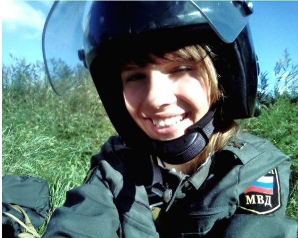 Русская гламурная полиция