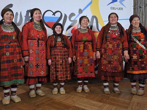 """Прошел первый полуфинал """"Евровидения-2012"""""""