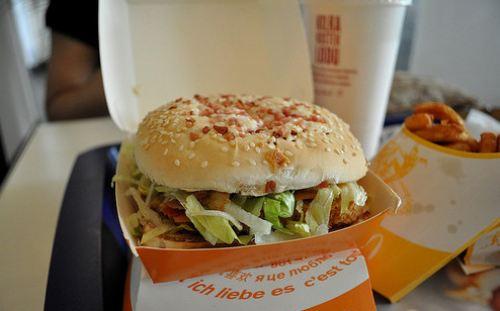 FoodPorn: Жирное и вредное