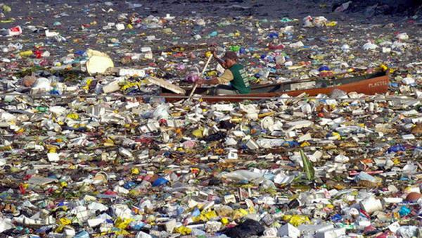 Ложь о мусорном пятне в Тихом океане