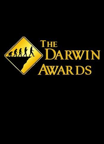 Новыйноминант на премию Дарвина.
