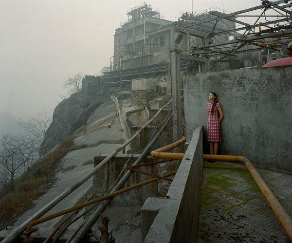 Chen Jiagang//Smog City