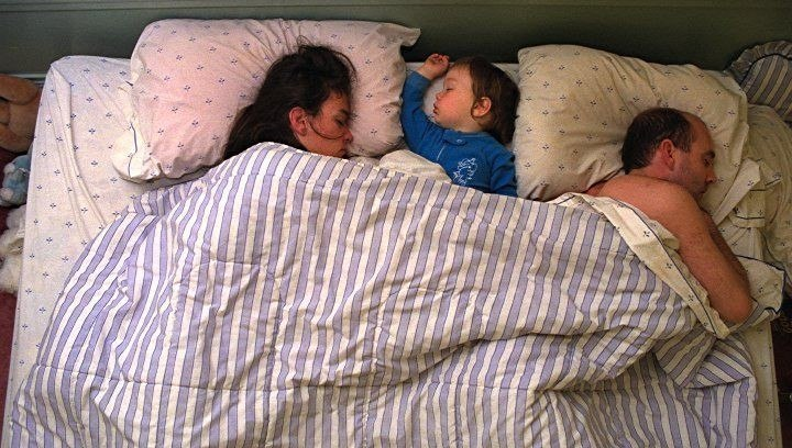 Сон с ребенком