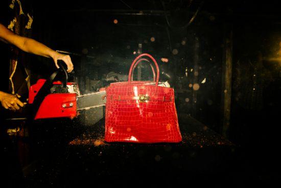 Казнили сумочку стоимостью $100.000