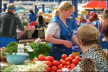 Что будет с ценами на овощи и фрукты?