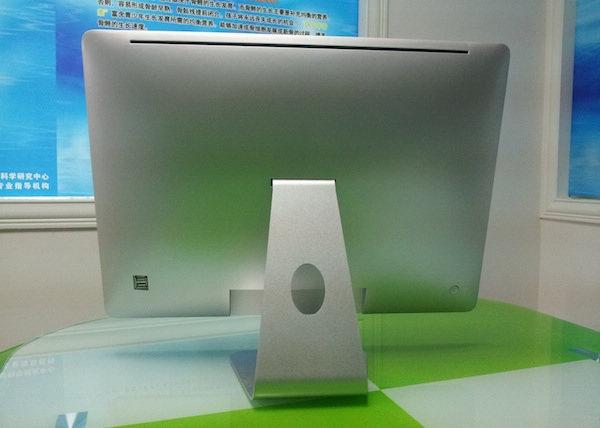 Китайский клон iMac с 21,5-дюймовым дисплеем
