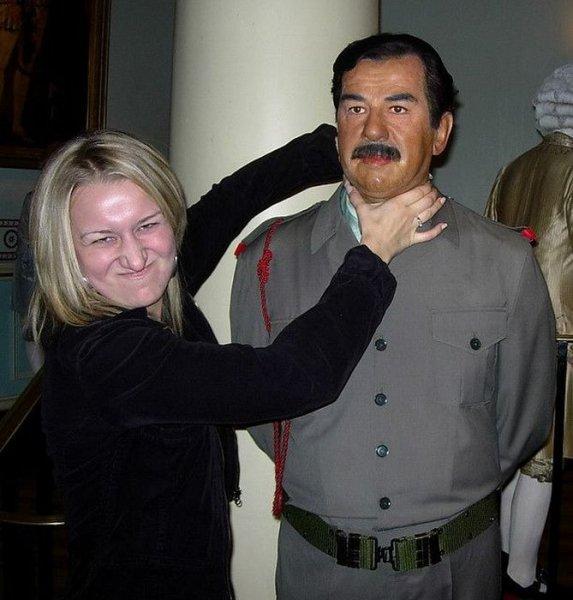 Восковые диктаторы