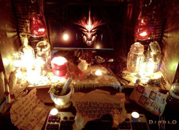 Приготовился к Diablo 3
