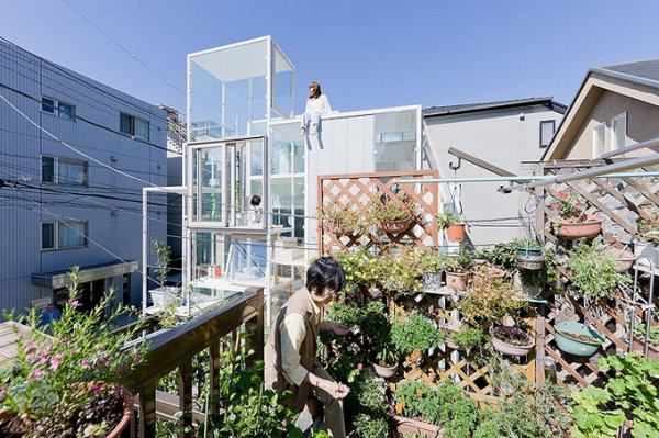 Дом в Токио