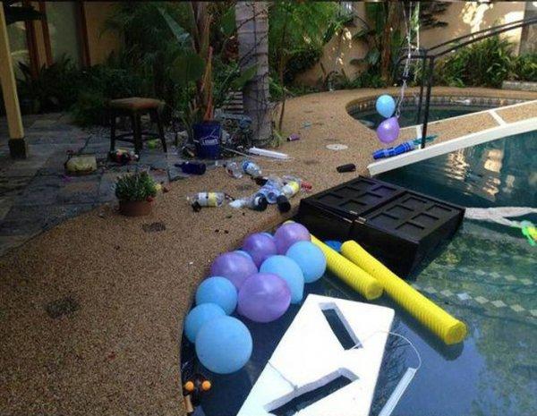 Вечеринка удалась!