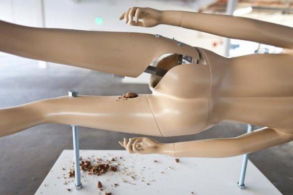 Современное искусство: Щелкунчики от Рубелл