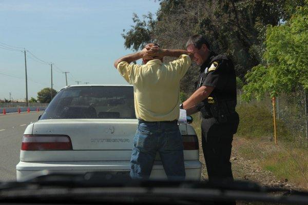 Как работает американская полиция