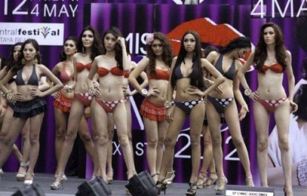 Конкурс Мисс Ледибой 2012