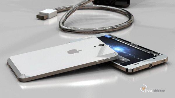 И снова концепты iPhone 5
